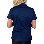 Dallas Cowboys Nike Golf Womens Tech Pique Polo Navy