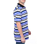 Dallas Cowboys Nike Golf Stretch UV Stripe Polo Blue/Black