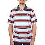 Dallas Cowboys Nike Golf Stretch UV Stripe Polo Red/White