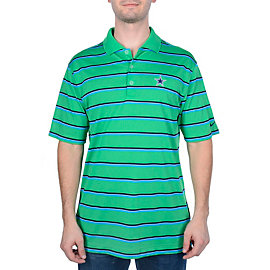 Dallas Cowboys Nike Golf Ultra Stripe Polo Green