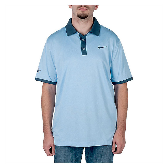 Dallas Cowboys Nike Golf Modern Color Block Polo