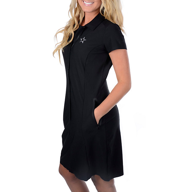 Dallas Cowboys Nike Golf Womens Novelty Knit Dress