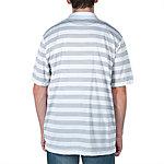 Dallas Cowboys Nike Golf Tech Core Stripe Polo - White/Black