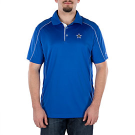 Dallas Cowboys Nike Golf Tech Core Color Block Polo