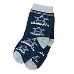 Dallas Cowboys Toddler Logo Socks
