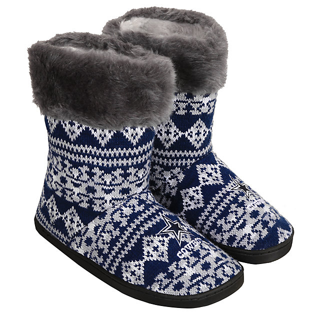 Dallas Cowboys Women's Aztec Boot
