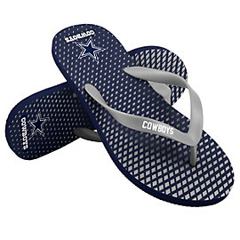 Dallas Cowboys Unisex High End Flip Flops