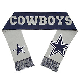 Dallas Cowboys Reversible Retro Scarf