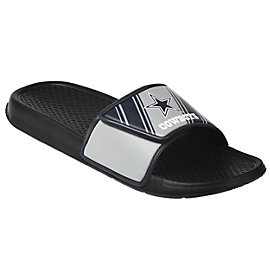 Dallas Cowboys Legacy Sport Slide Flip Flops