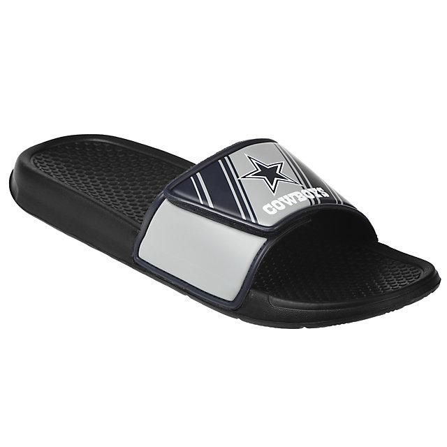 Dallas Cowboys Legacy Sport Slide Flip Flops