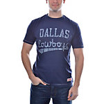 Dallas Cowboys Tailsweep Tailored T-Shirt