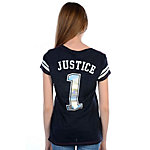 Dallas Cowboys Justice Big 1 Tee