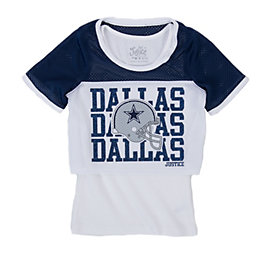 Dallas Cowboys Justice Dallas Dallas Tee