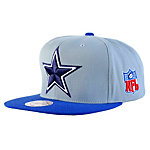 Dallas Cowboys Mitchell & Ness Grey XL Cap