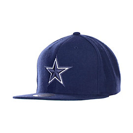 Dallas Cowboys Mitchell & Ness Logo Snapback Cap