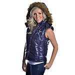 Dallas Cowboys PINK Puffer Vest