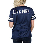 Dallas Cowboys PINK Tricot Jersey