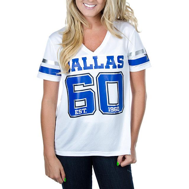 Dallas Cowboys PINK Mesh Jersey