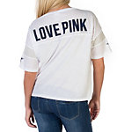 Dallas Cowboys PINK Drapey Athletic Tee