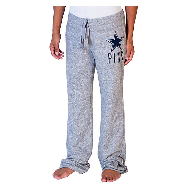 Dallas Cowboys PINK Boyfriend Pants