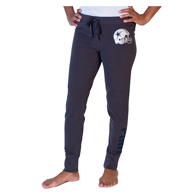 Dallas Cowboys PINK Fleece Legging