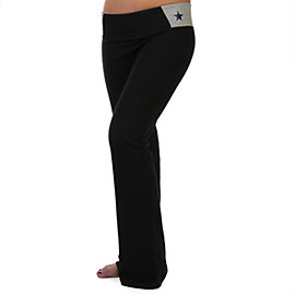 Dallas Cowboys PINK Boot Cut Yoga Pant