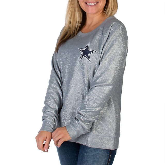 Dallas Cowboys PINK Bling Crew