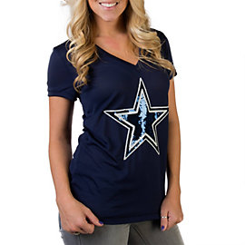 Dallas Cowboys PINK Bling Jersey