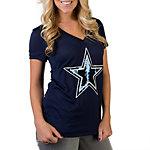 Dallas Cowboys PINK Bling Jersey
