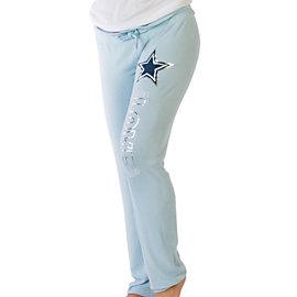Dallas Cowboys Peace Love World Pastel Pants