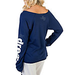 Dallas Cowboys Peace Love World Dreamy Top