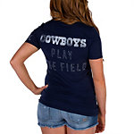 Dallas Cowboys PINK Athletic Tee