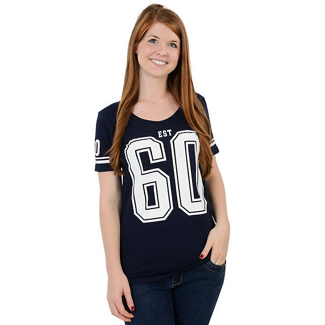 Dallas Cowboys PINK Crew Tee