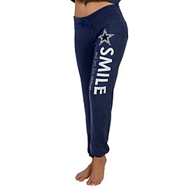 Dallas Cowboys Peace Love World Comfy Pant