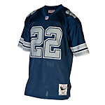 Dallas Cowboys Mitchell & Ness 1992 E. Smith Authentic Jersey