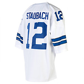 Dallas Cowboys Mitchell & Ness 1975 Roger Staubach Authentic Jersey