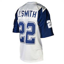 Dallas Cowboys Mitchell & Ness 1994 E. Smith Authentic Jersey