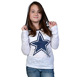 Dallas Cowboys Justice Burnout Hoody