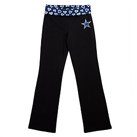 Dallas Cowboys Justice Yoga Pant