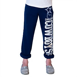 Dallas Cowboys Justice Heart Fleece Pant