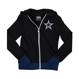Dallas Cowboys Justice Star Yoga Hoodie