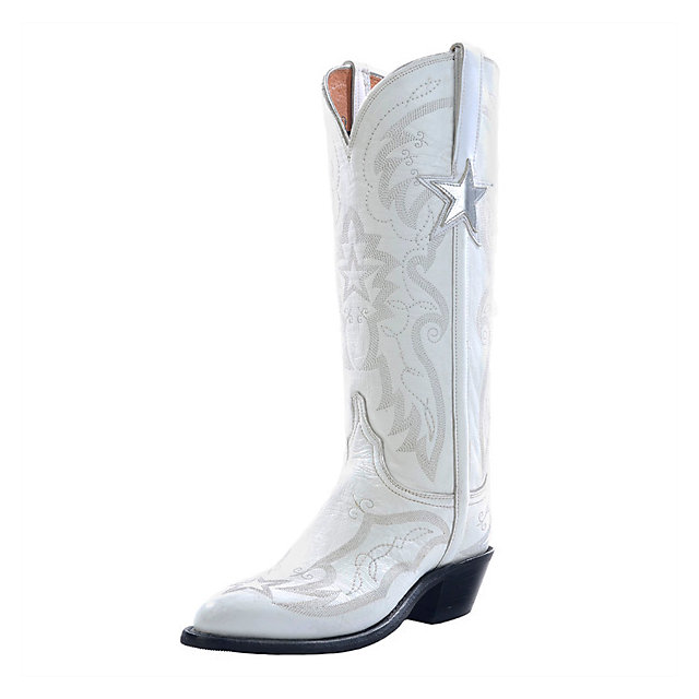 dallas cowboys lucchese womens official boot