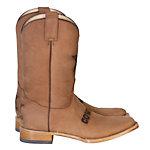 Dallas Cowboys Mens Crazy Horse Leather Boot