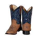 Dallas Cowboys Kids Western Boot
