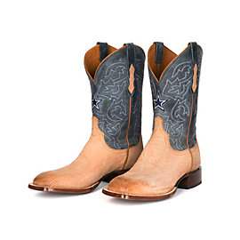 Dallas Cowboys Lucchese Mens Shark Boot