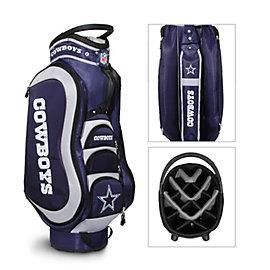 Dallas Cowboys Medalist 14-Way Cart Bag