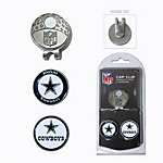 Dallas Cowboys Hat Clip With Ball Marker