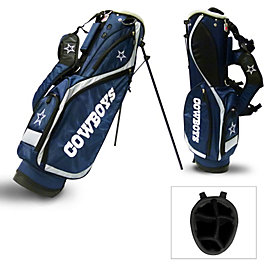 Dallas Cowboys Nassau 5-Way Stand Bag
