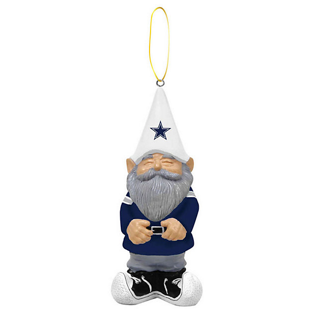 Dallas Cowboys Gnome Ornament