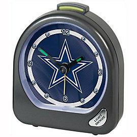 Dallas Cowboys Travel Alarm Clock